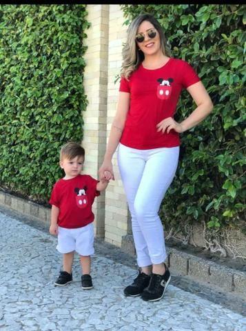 f0b714676f7362 Kit tal mãe tal filho Mickey