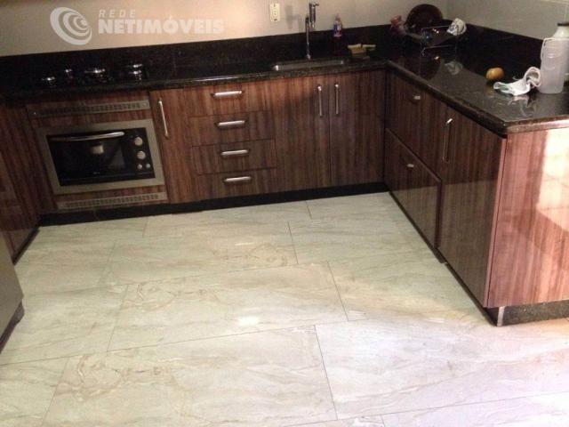 Casa à venda com 4 dormitórios em Serrano, Belo horizonte cod:568772 - Foto 9