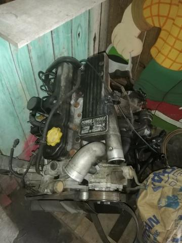 Motor Power Stroke 2.8 Turbo Intercooler - F1000 Ranger S10 Blazer Troller Van Splinter - Foto 3