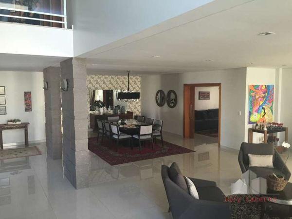 Casa em condomínio com 5 quartos no Condomínio Alphaville 1 - Bairro Jardim Itália em Cuia - Foto 3