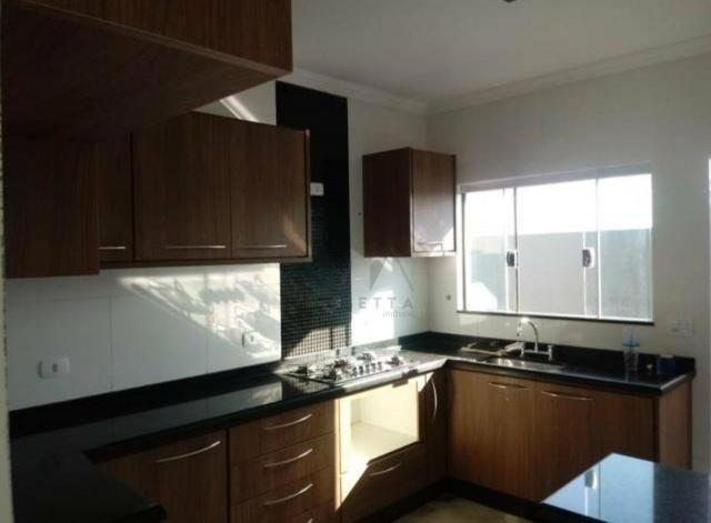 Casa com 3 dormitórios à venda, 147 m² por R$ 550.000 - Residencial Valencia - Álvares Mac