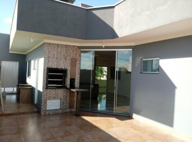 Casa com 3 dormitórios à venda, 147 m² por R$ 550.000 - Residencial Valencia - Álvares Mac - Foto 5