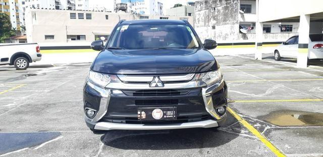 Mitsubishi Outlander 2016 TETO