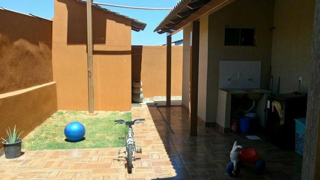 Rua 4 Vicente pires 3 quartos 1 suíte+churrasqueira - Foto 9