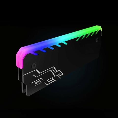 Memória RAM DDR4 RGB - Foto 4