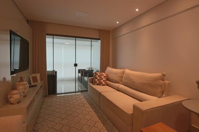 Apartamento 3 Suites Mobiliado Setor Bueno - Res. Excellence - Foto 2