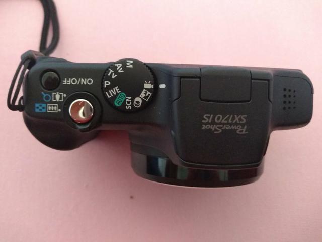 Camera digital Canon SX170IS - Foto 2