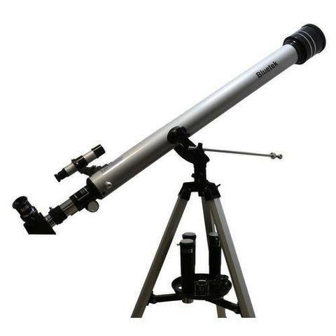 Telescopio Astronomico Refrator Profissional 50/100x Completo - Foto 5