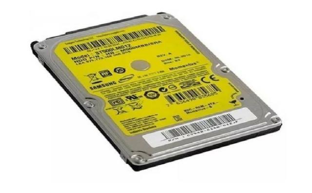 Hd 500gb Sata Samsung P/ Notebook Frete Grátis
