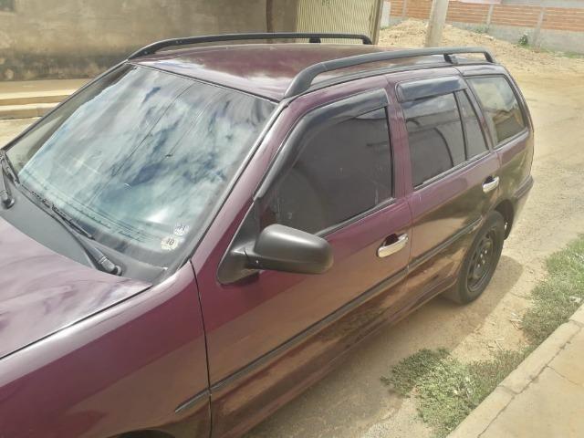 Vendo Parati G3 2000 1.6 8v AP Gasolina - Foto 8