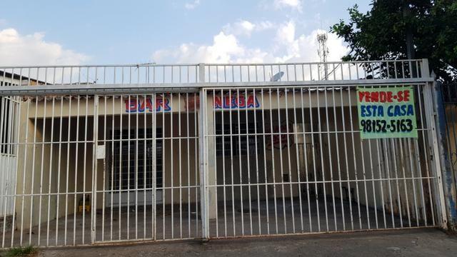 QR 115 Escriturada Casa de 2 Quartos + Barraco de Fundo - Aceita Proposta - Foto 9