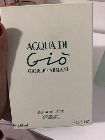 Perfume giorgio armani - Foto 2