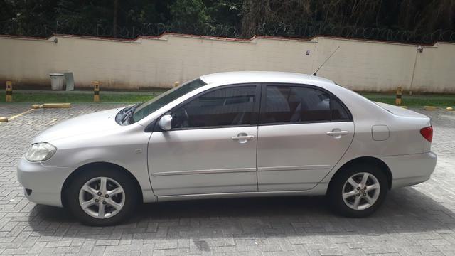 Raridade: Corolla XEI 2003/2003, câmbio manual,impecável, aceito troca - Foto 3