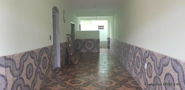 Urgente Na Laje Casa de 3 Quartos - Aceita Financiamento e FGTS - Foto 9