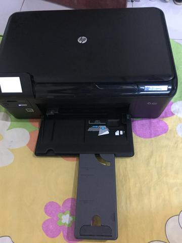 Impressora e-multifunctional hp photosmart da série d-110 - Foto 3