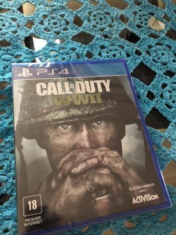 Call of duty Ww2 jogo de Ps4