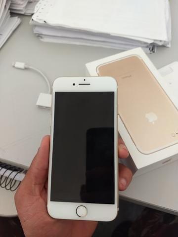 IPhone 7 256 gigas na garantia da Apple