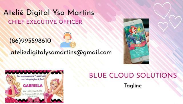 Digital convite virtual para enviar pelo whatsapp