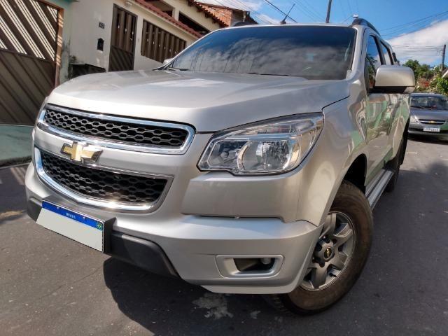 Chevrolet S10 Advantage 2.4 Flex 2016 Já Financiado - Foto 3