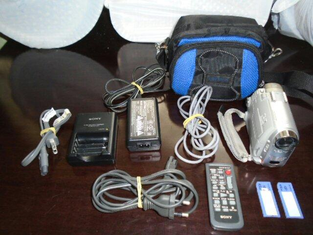 Filmadora Sony DCR-HC30