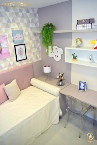 Apartamento Padrão no Condomínio Reserva dos Ipês no Passaré - Foto 14