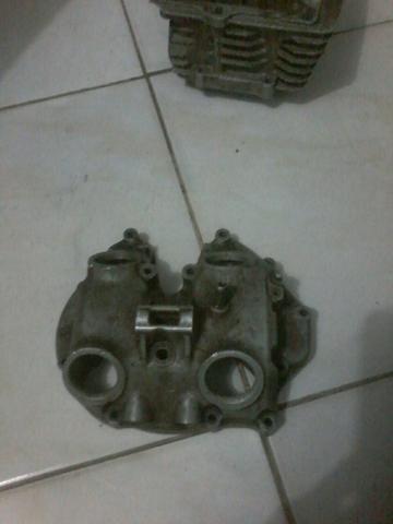 Motor nx4 falcon Valor negociável coloquei motor da xt660 na minha - Foto 3