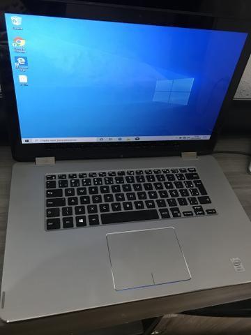 Notebook Dell top de linha com teclado luminoso e processador i7 - Foto 4