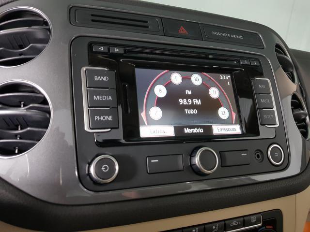 VolksWagen TIGUAN 2.0 TSI 16V 200cv Tiptronic 5p - Branco - 2015 - Foto 9