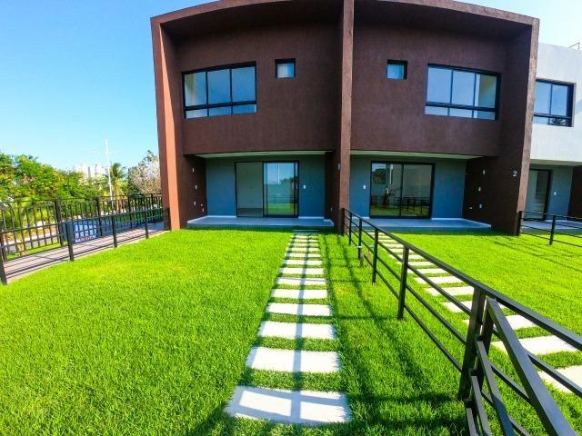 Patamares , Casas , Área 129 m² , 2 Vagas , Pronta para morar /1 A?
