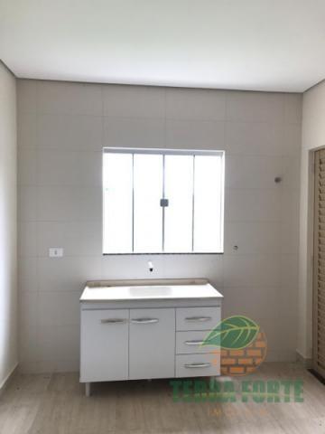 Casa geminada com 3 quartos - Bairro Jardim Santo Antônio em Cambé - Foto 18