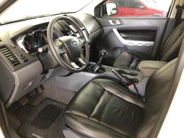 Caminhonete Ford Ranger XLT 2.5 4x2 Flex 2013 - Ipva Pago e Pneus Novos - Foto 7