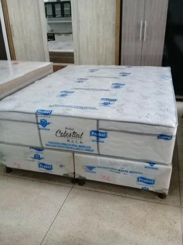 Cama queen probel na black friday do ricardo/ de 1999 por 1299 a vista - Foto 5