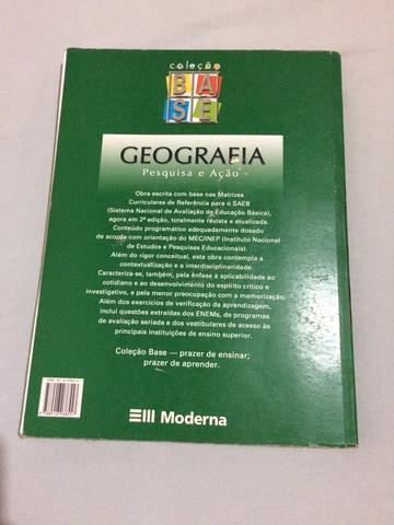 Geografia pesquisa e ação krajewski, Guimaraes e Ribeiro - Foto 3
