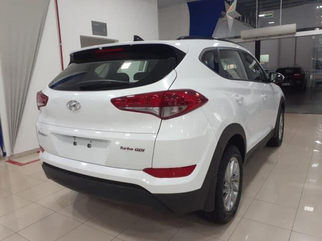 Hyundai Tucson Turbo Gls 1.6 Gdi Aut 2020 Gasolina - Foto 6