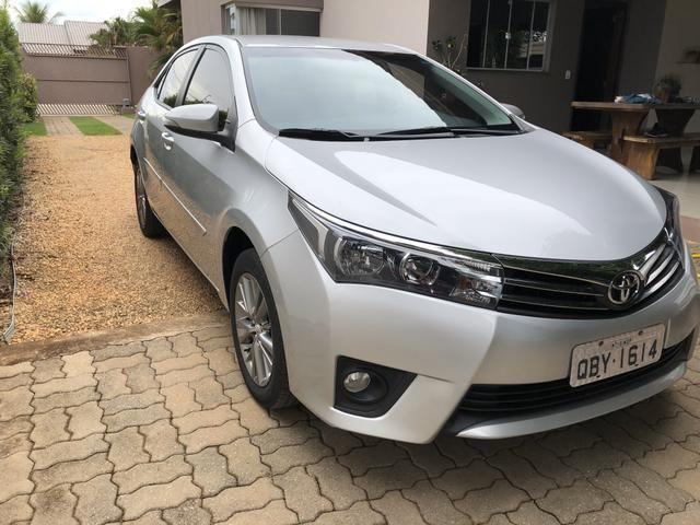 Corolla XEI 2.0 Prata 2016/2017
