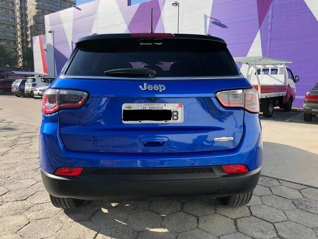 Jeep Compass Longitude 17/17 com Pack Premium e Safaty - Foto 3
