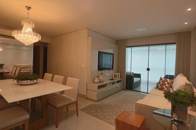 Apartamento 3 Suites Mobiliado Setor Bueno - Res. Excellence