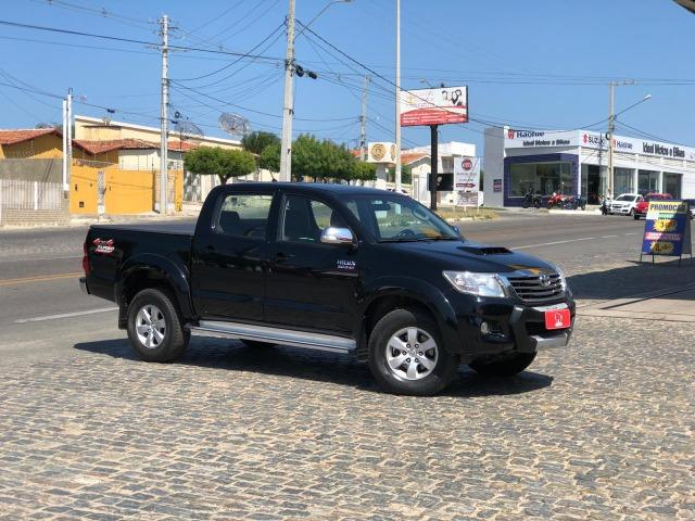 Pick Up Extra! Hilux SRV 2015 Aut 4x4 - F1 Auto Center Caicó/RN - Foto 4