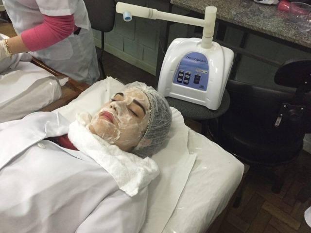 Aparelho limpeza de pele - Foto 2