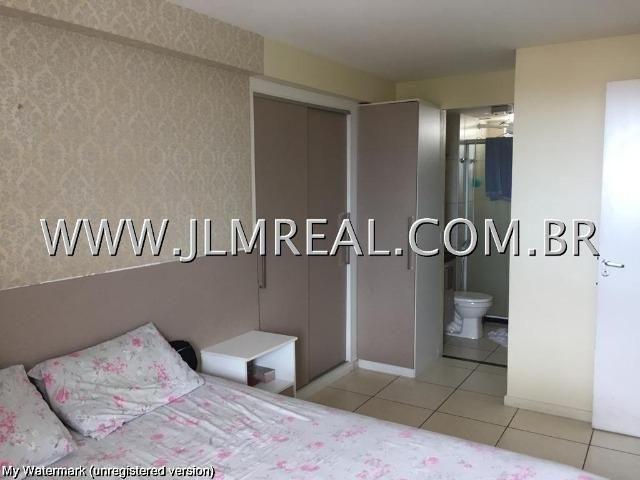 (Cod.:107 - Damas) - Vendo Apartamento 74m², 3 Quartos, Piscina, 2 Vagas - Foto 6