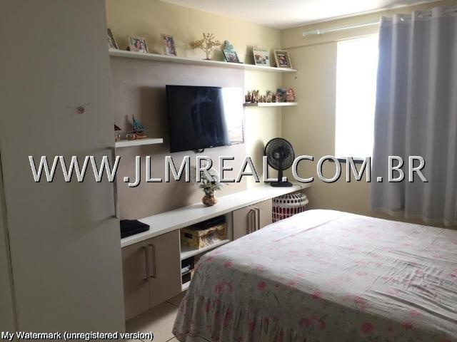 (Cod.:107 - Damas) - Vendo Apartamento 74m², 3 Quartos, Piscina, 2 Vagas - Foto 5