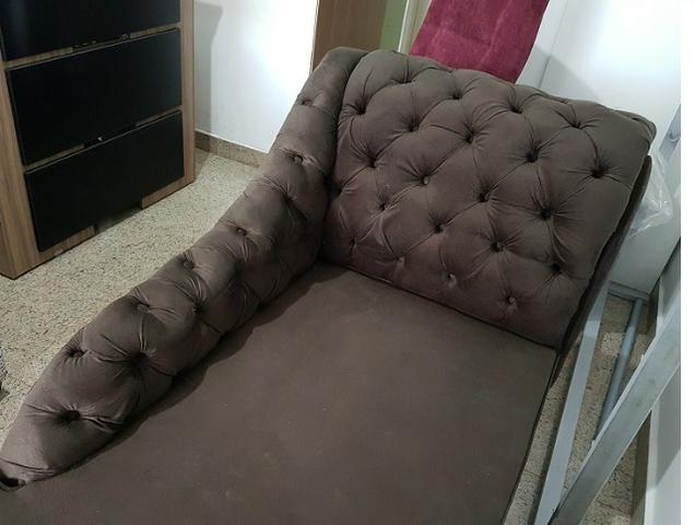 Divã Chaise Long