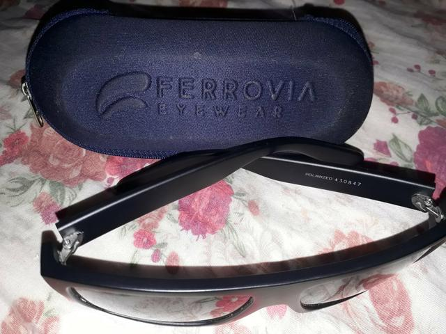 Vendo óculos Ferrovia original - Bijouterias, relógios e acessórios ... 259d7feba3