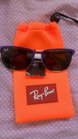 4bcb10d5baf97 Óculos Ray Ban original novo - Bijouterias, relógios e acessórios ...