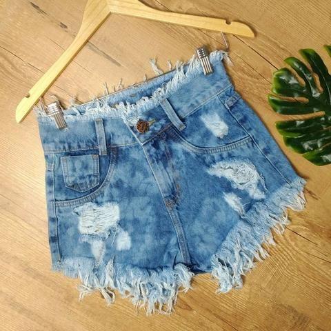 049d2acf22 Short Jeans do momento. Direto da fábrica - Roupas e calçados ...