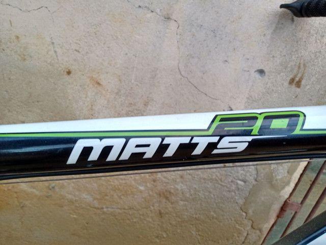 Pra vender hoje. Bike MERIDA 27.5, tamanho 17 - Foto 5