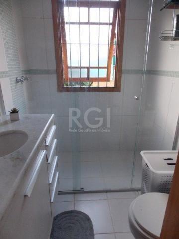 Casa de condomínio à venda com 3 dormitórios em Ipanema, Porto alegre cod:MI270550 - Foto 12