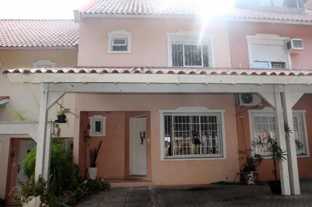 Casa de condomínio à venda com 3 dormitórios em Tristeza, Porto alegre cod:LU265377