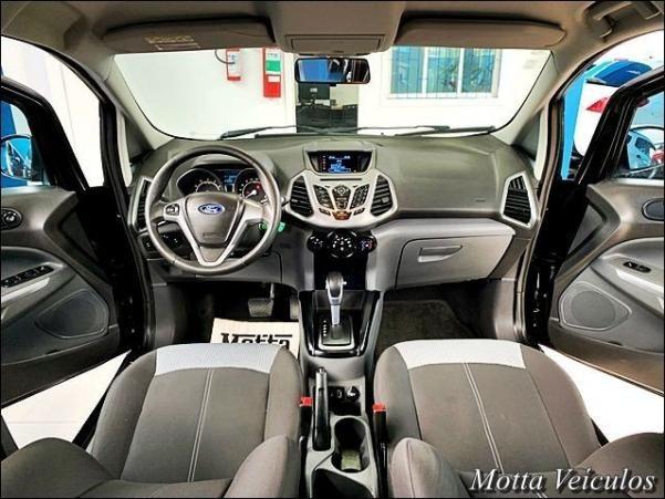 Ford Ecosport ECOSPORT 2.0 SE 16V 4P - Foto 7