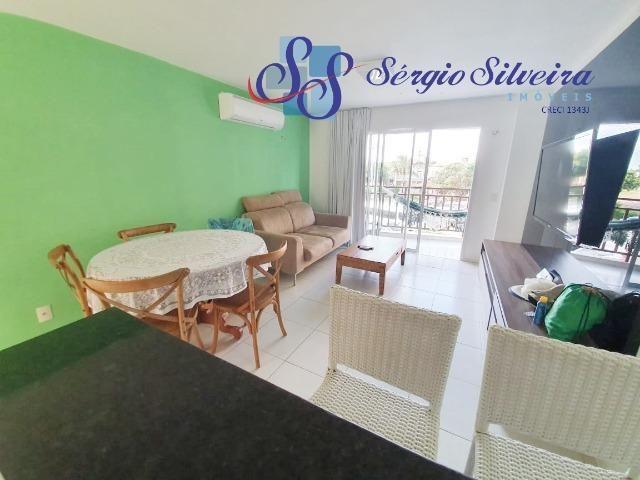 Apartamento à venda no Wellness Beach Park Porto das Dunas - Foto 4